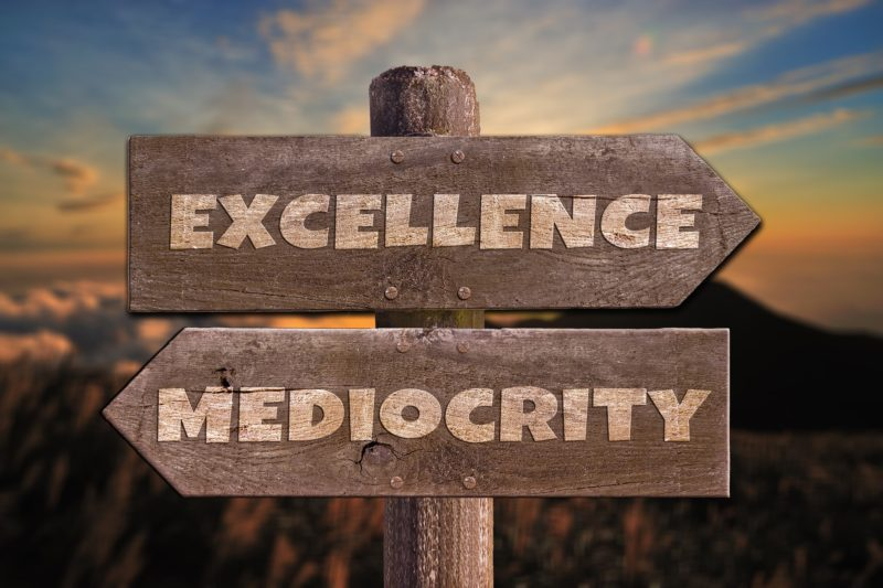 Business Mentor Team, BMT, pursuing excellence over mediocrity