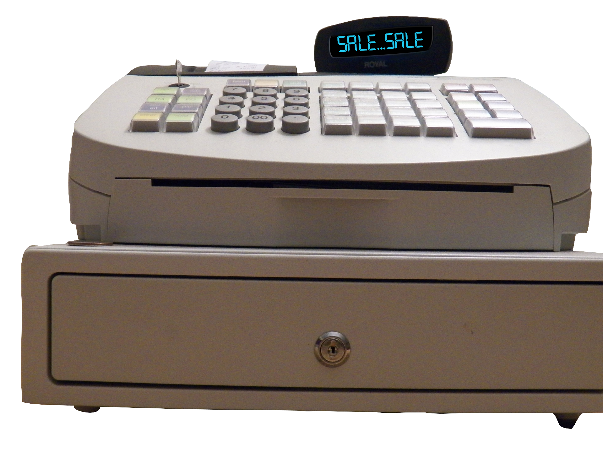 BMT cash register sales